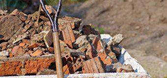 Wywóz gruzu to zapewnienie porządku na budowie